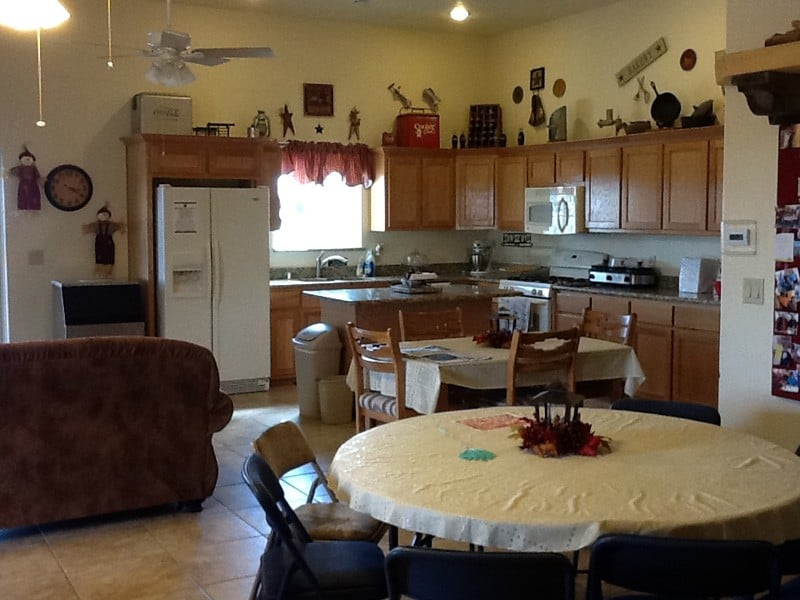 cedar cove rv park kitchen dining1