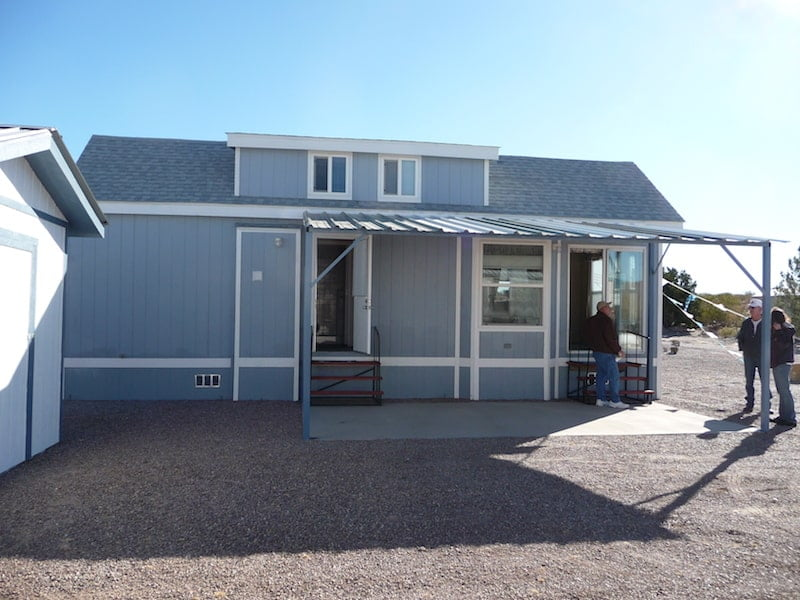 Park Model RVs available at Cedar Cove RV Park in Elephant Butte
