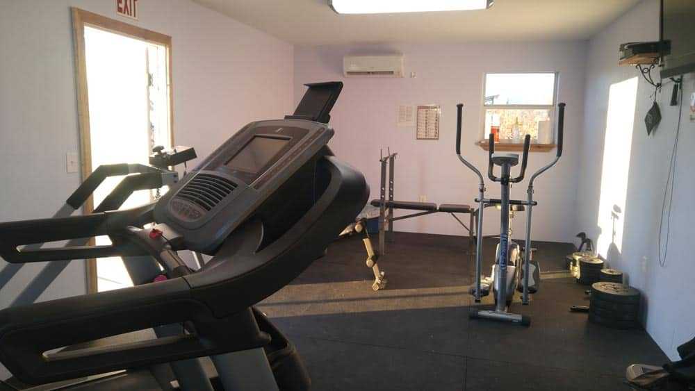 Cedar Cove RV Park Fitness Center