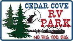 cedar cove rv park, elephant butte nm